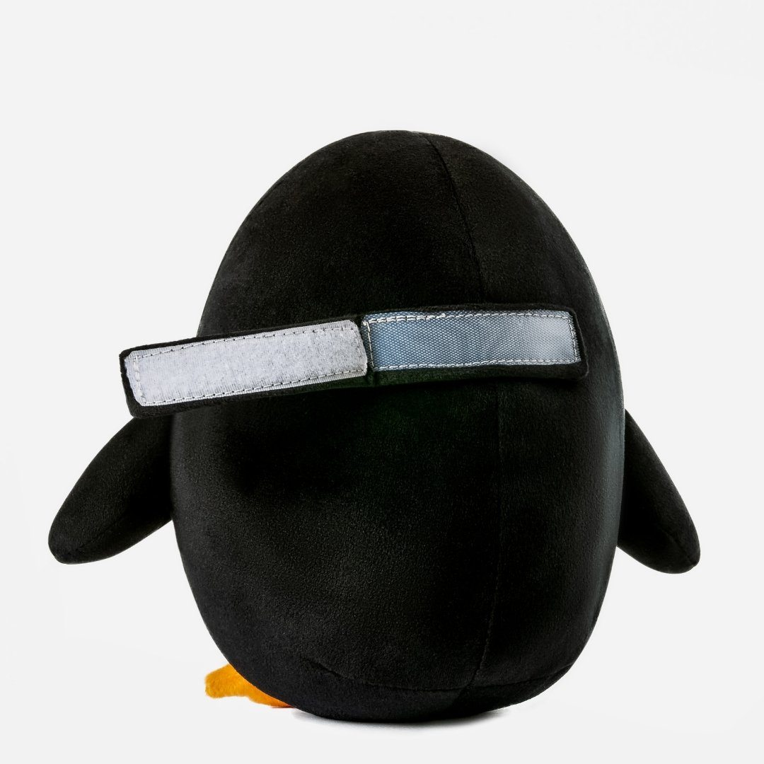 Bubzi Co Soothing Sleep Penguin Bubzi Co