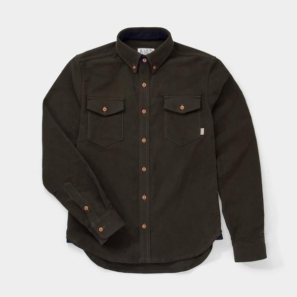 Northern Fir Gift Ideas Almond Survey Chamois Shirt Jacket