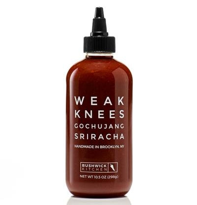 Northern Fir Gift Ideas Weak Knees Gochujang Sriracha