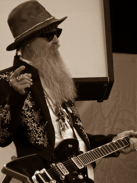 Billy Gibbons Northern Fir Beard Oil