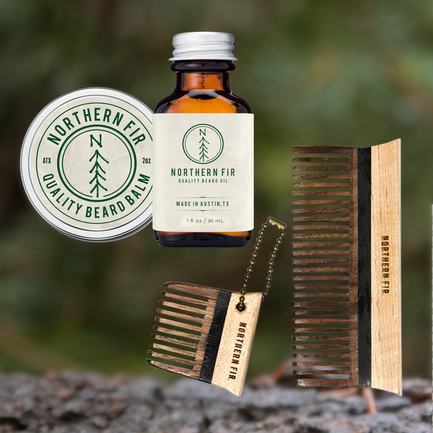 Complete Beard Grooming Kit