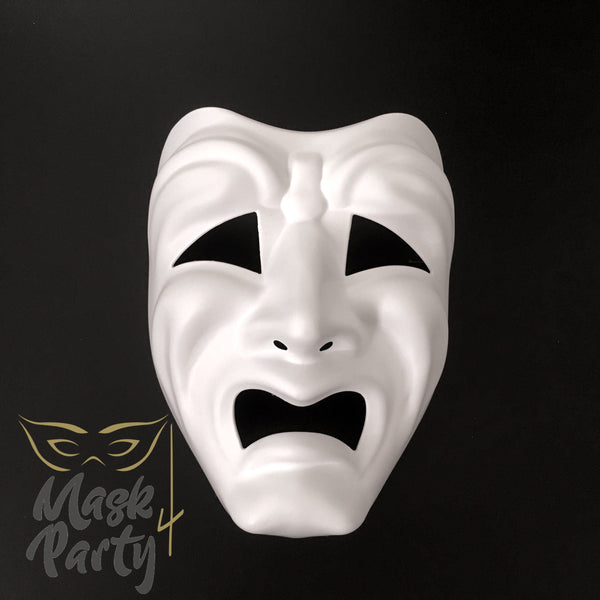 New - Diy - Masquerade -Tragedia - White
