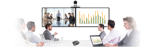 Yealink Video Conferencing Banner