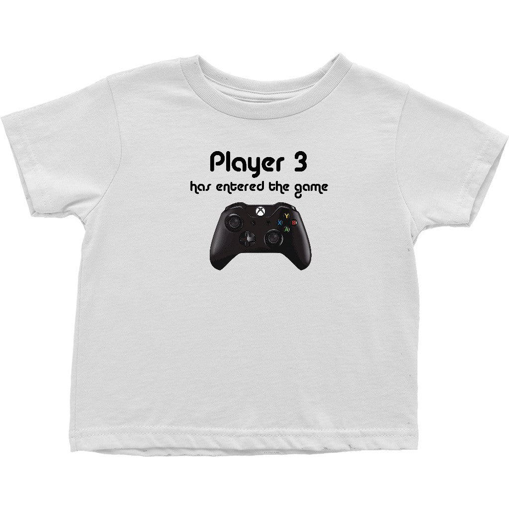 1aaf10467d4 Cute Xbox Nintendo Daddy and Baby Player 3 Has Entered the Game ...