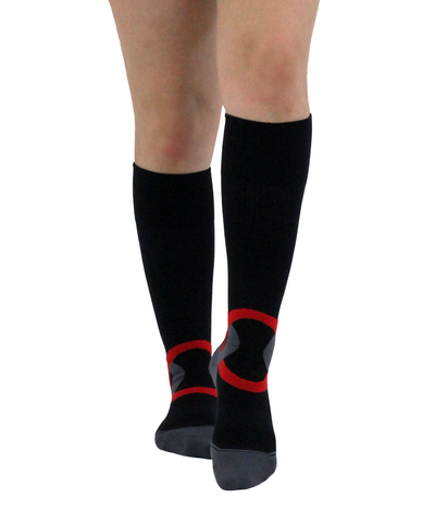 ATN SportsEdge Socks - Atomic Black - Women's