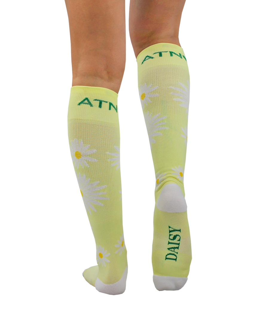 ATN Compression Knee High - Daisy