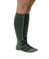 ATN Compression Knee High Mens - Army Green