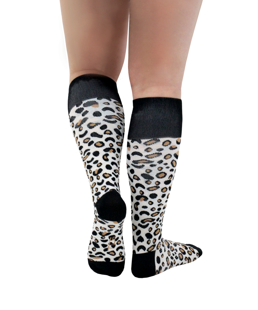 ATN Compression Knee High - Leopard