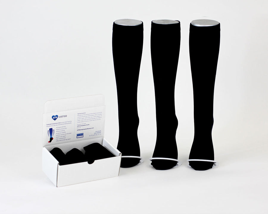 3 Pack of Lite Support Socks