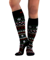 ATN Compression Knee High - Holiday Sweater