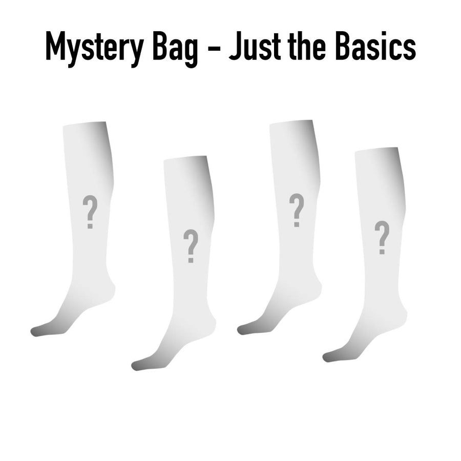 Mystery Bag - 4 Basic Solids