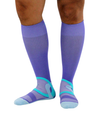 SportsEdge Socks - Performance Purple - Men's