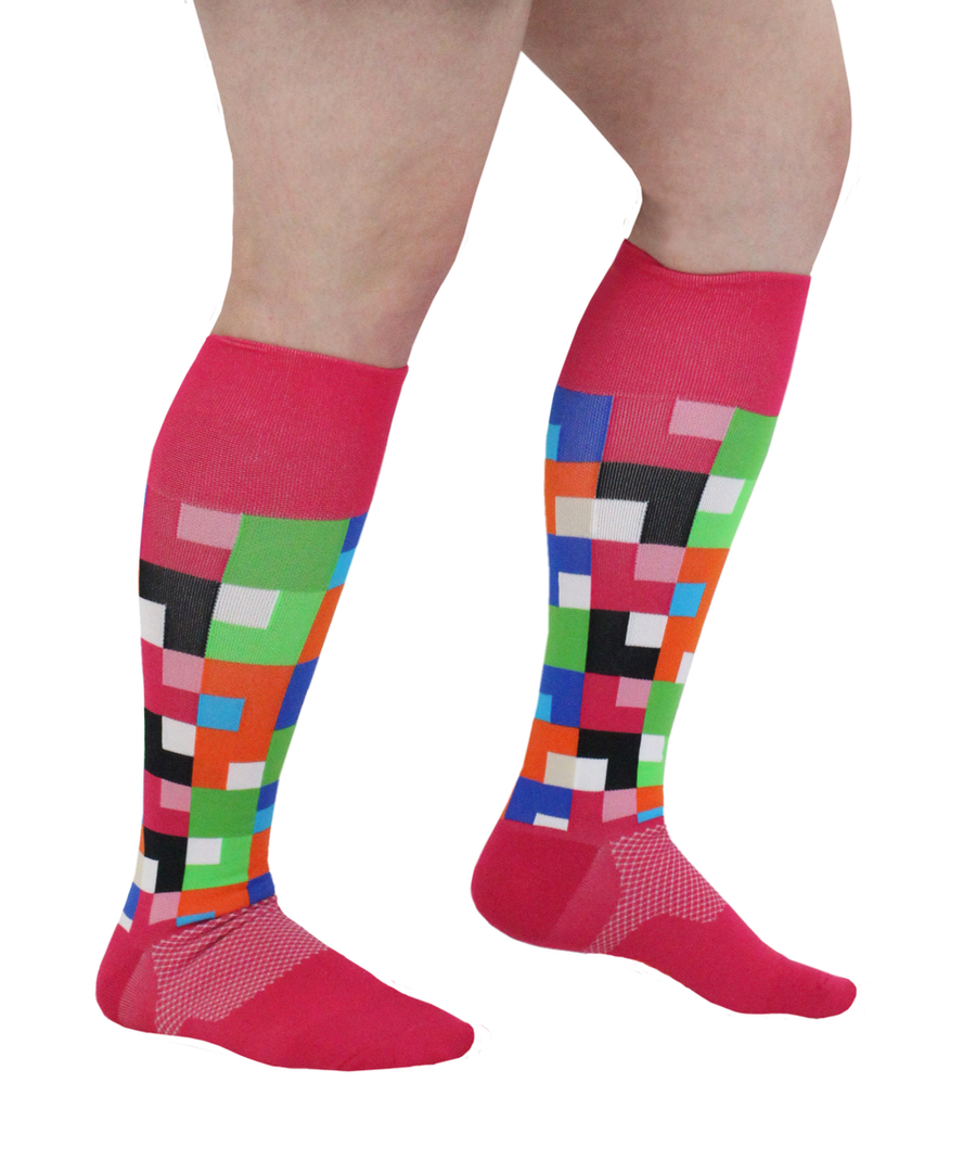 ATN Compression Knee High - Crazy Delights