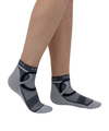 ATN SportsEdge Training Ankle Sock - Steel Grey