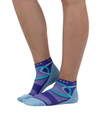 ATN SportsEdge Training Ankle Sock - Performance Purple