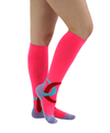 ATN SportsEdge Socks - Power Pink - Women's