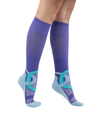 ATN SportsEdge Socks - Performance Purple - Women's