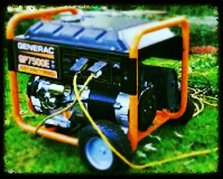 Generator vs. Propane. What power source to pick when making your mobile coffee espresso cart/truck
