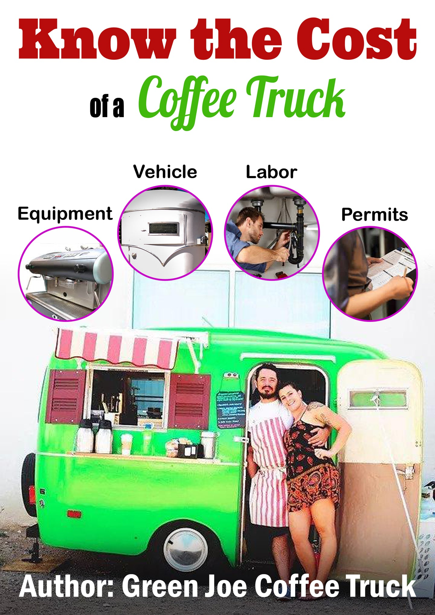 Coffee Truck Course #1: Know The Cost