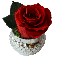 Single Rose Votive