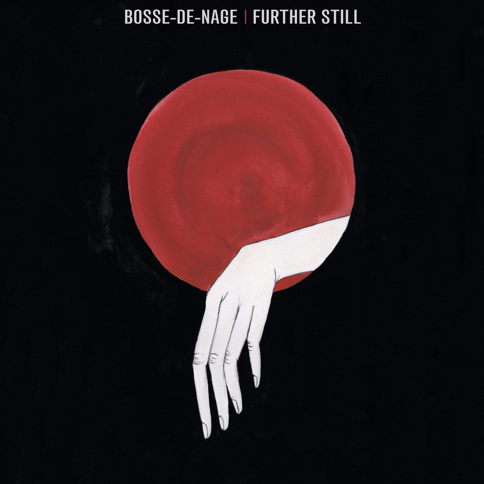 "The Flenser CD Bosse-de-Nage ""Further Still"" CD"
