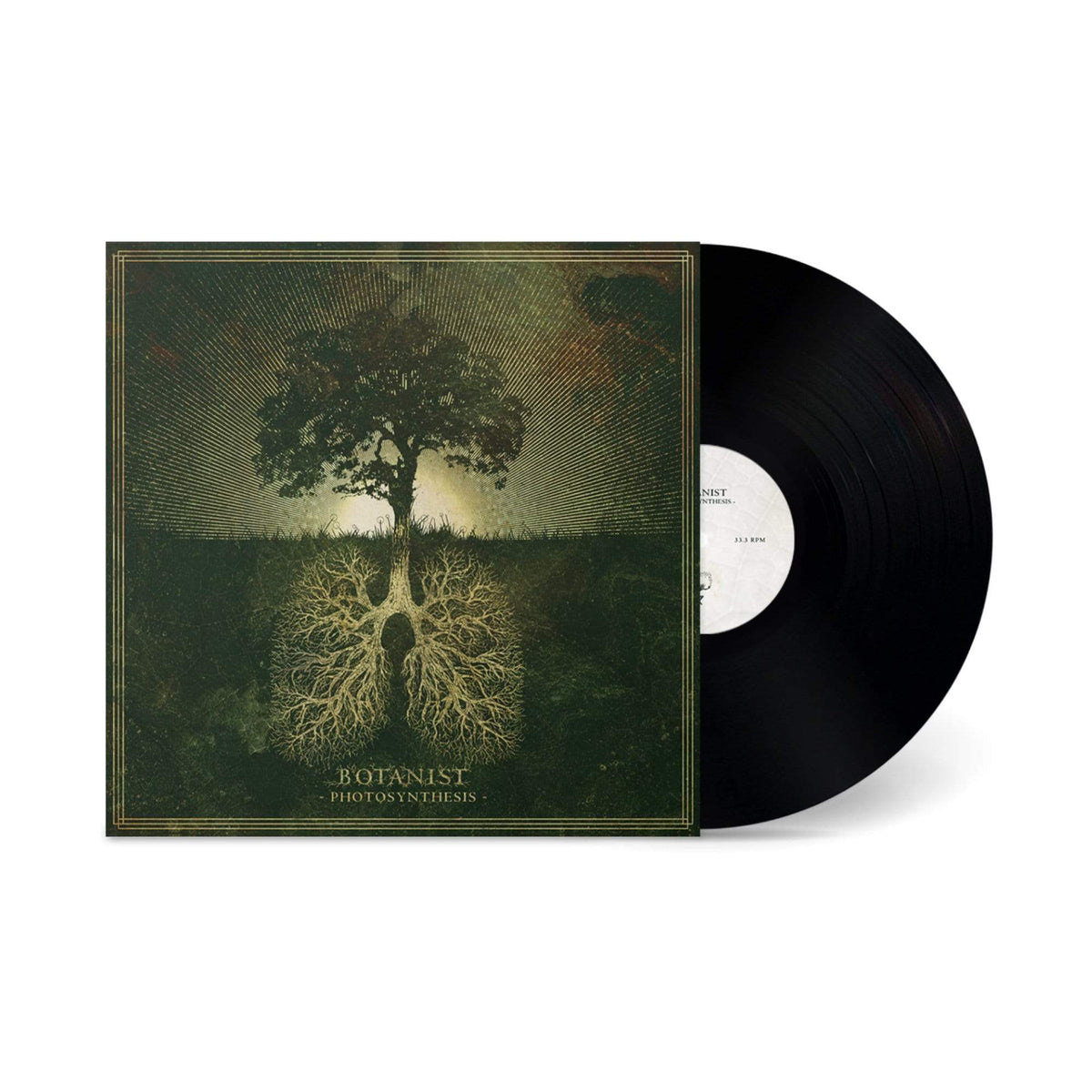 "Botanist ""Photosynthesis"" LP (pre-order)"