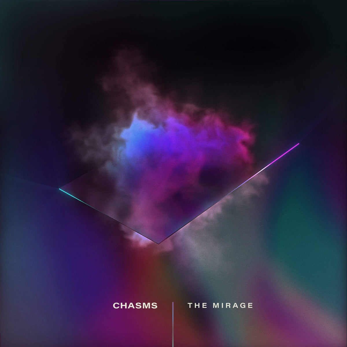 "Chasms ""The Mirage"" LP"