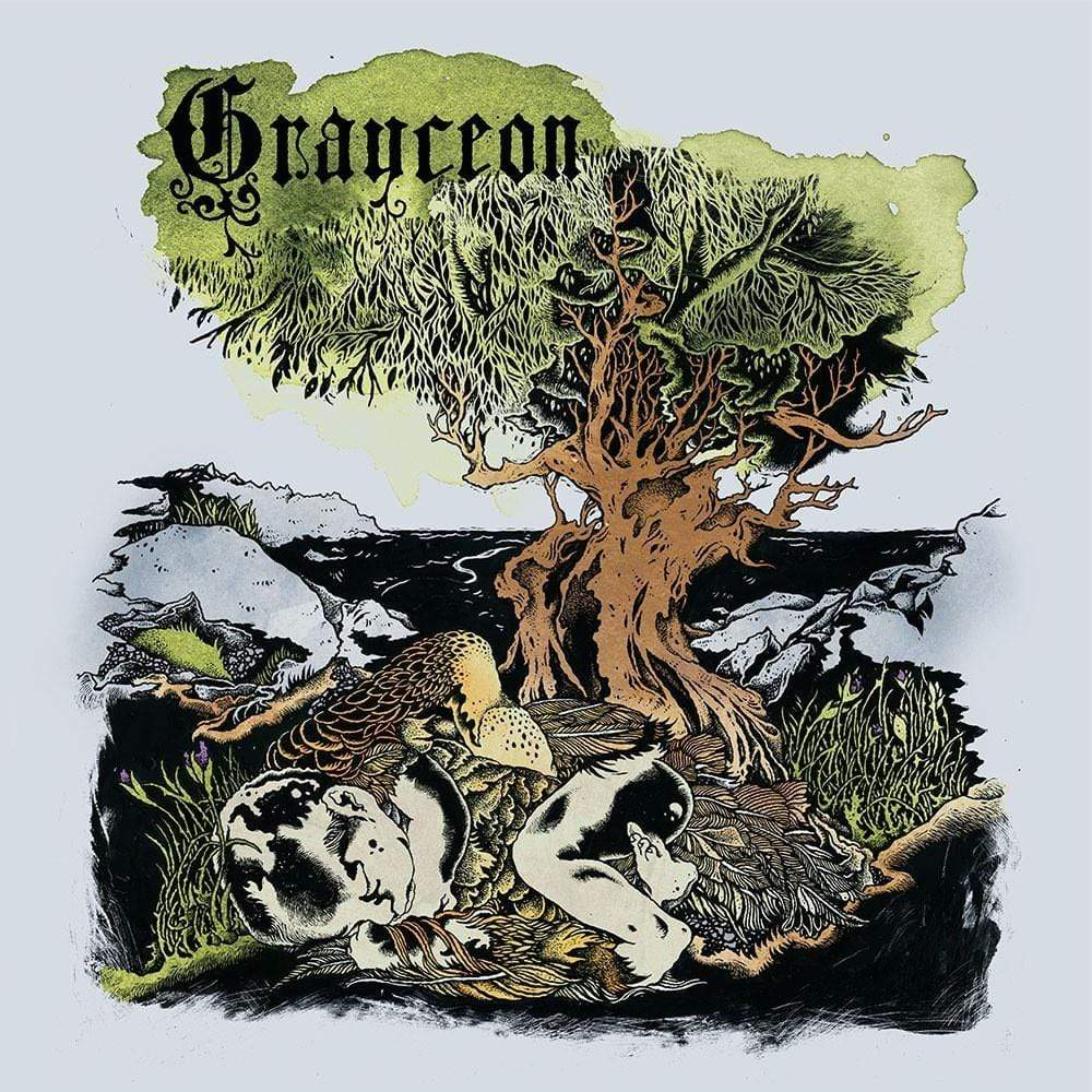 "Grayceon ""Pearl and the End of Days"" LP - The Flenser"
