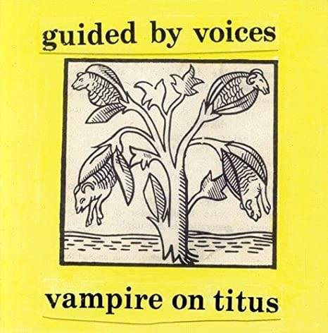 "midheaven Vinyl Guided by Voices ""Vampire On Titus"" LP"