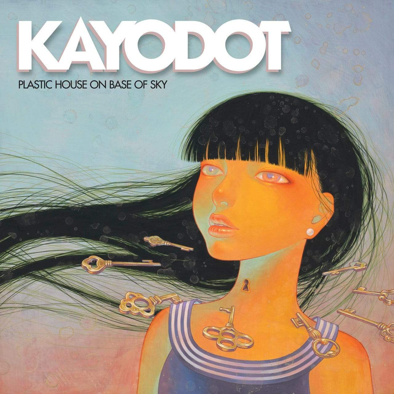 "Kayo Dot ""Plastic House On Base Of Sky"" LP - The Flenser"