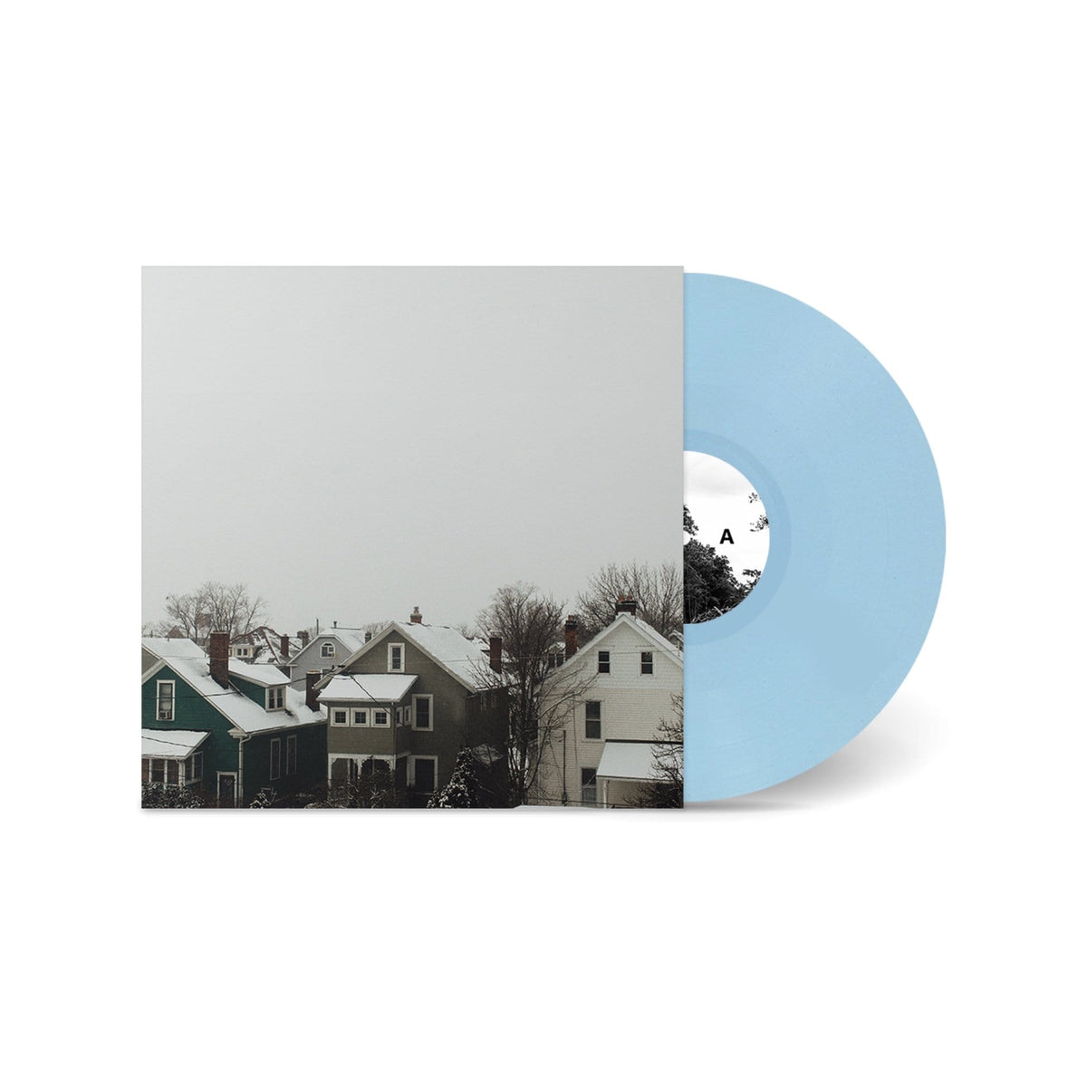 "The Flenser Vinyl Baby Blue Vinyl Planning for Burial ""Below the House"" LP"