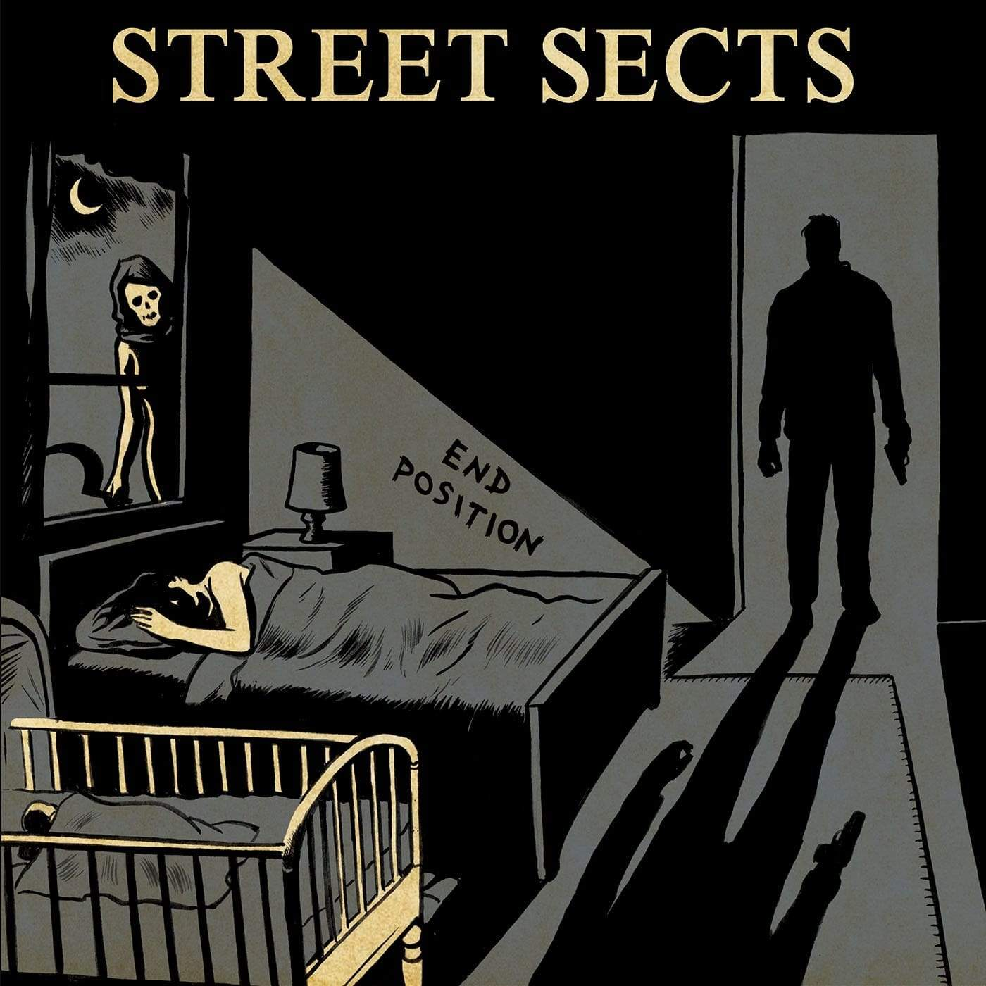 "The Flenser Vinyl Street Sects ""End Position"" LP"