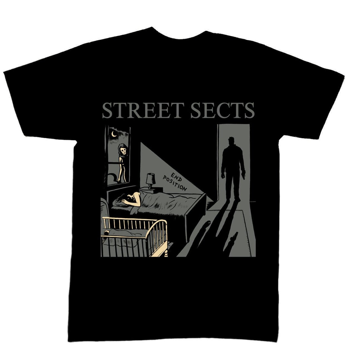"Street Sects ""End Position"" Shirt"