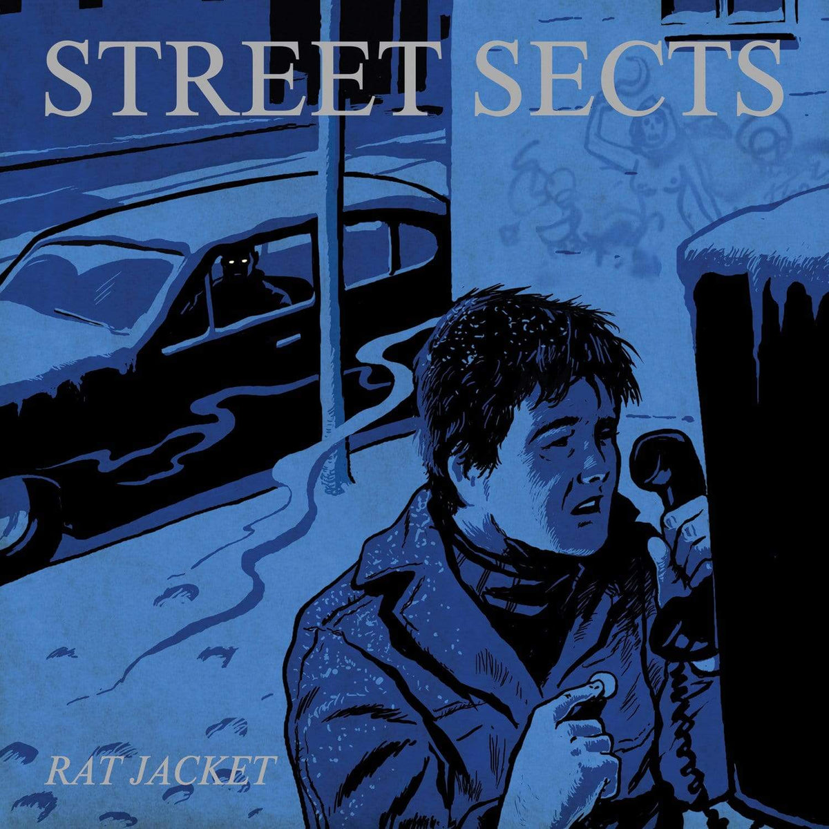 "The Flenser Vinyl Street Sects ""Rat Jacket"" 12inch"