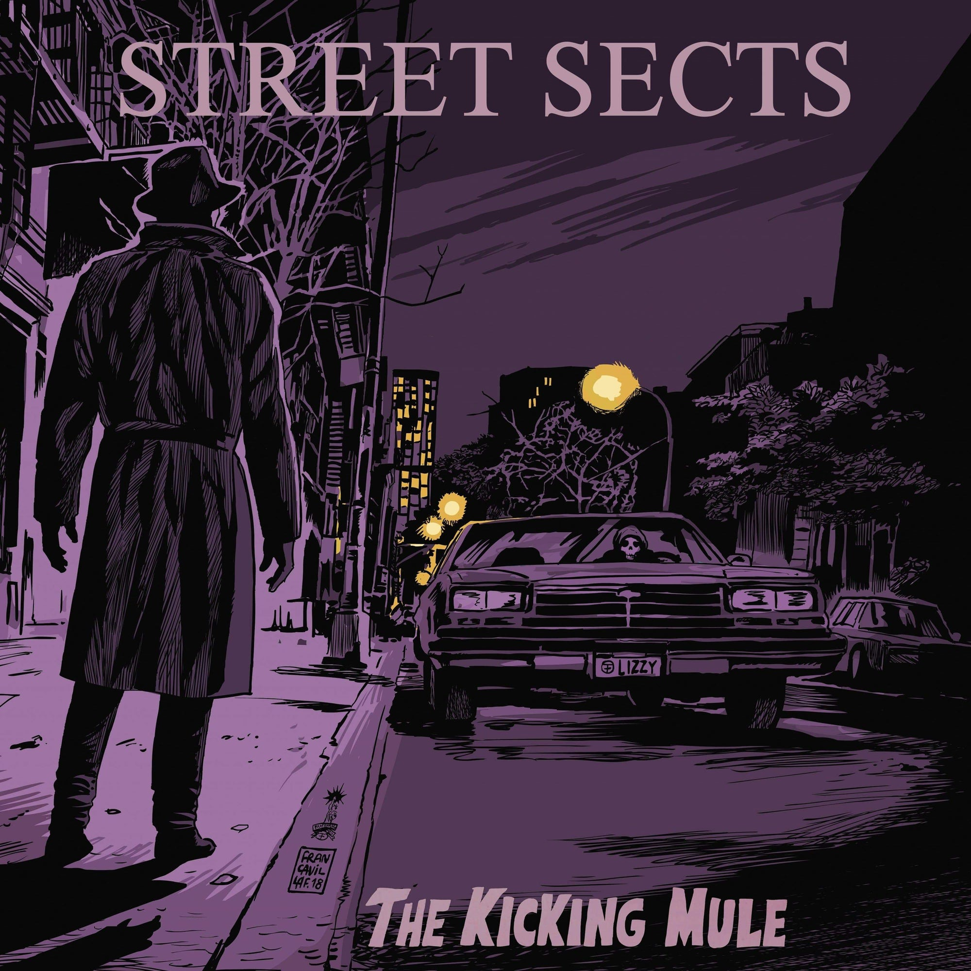 "The Flenser CD Street Sects ""The Kicking Mule"" CD"