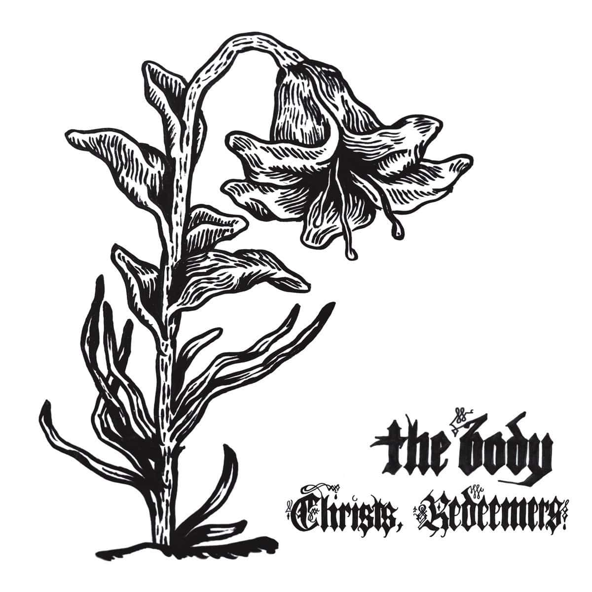 "Thrill Jockey CD The Body ""Christ Redeemers"" CD"