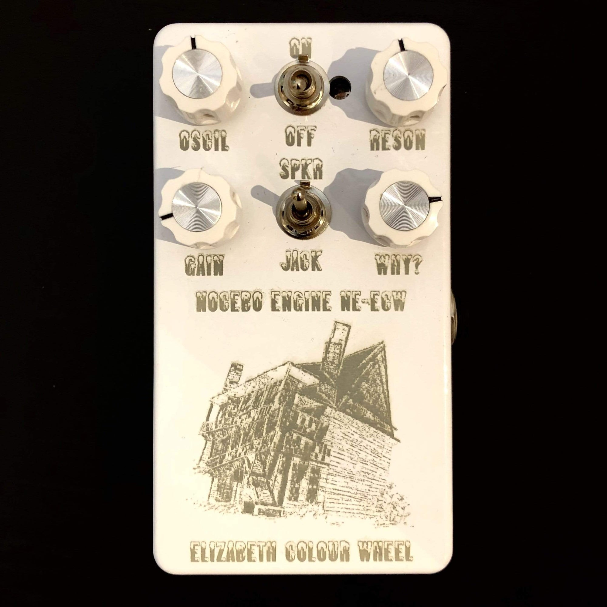 """The Nocebo Engine"" Pedal"