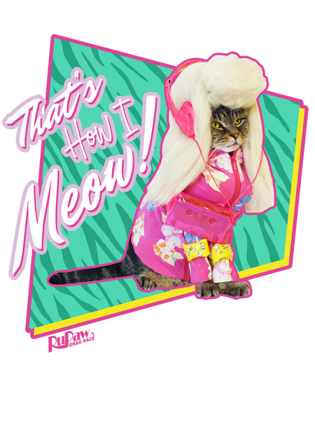 "Trixie ""That's How I Meow"" Sweatshirt!"