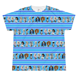 (Kids) RuPaw's All Stars 4 Kitty Stripes T-Shirt
