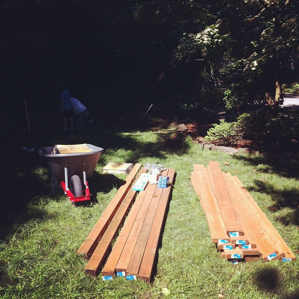 How To Build A Log Cabin Playhouse Weatherall