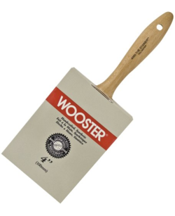 Wooster Synthetic Stain Brushes