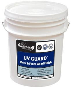 UV Guard Deck & Fence Wood Finish