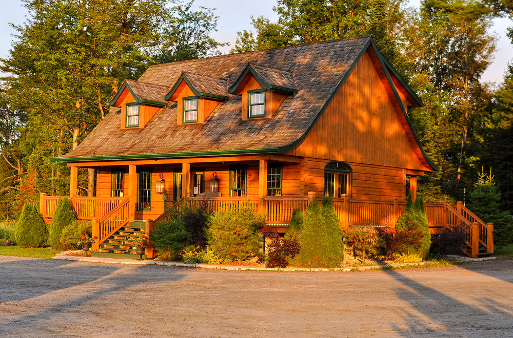 5 Log Cabin Types All Experts Must Know Mountain Home