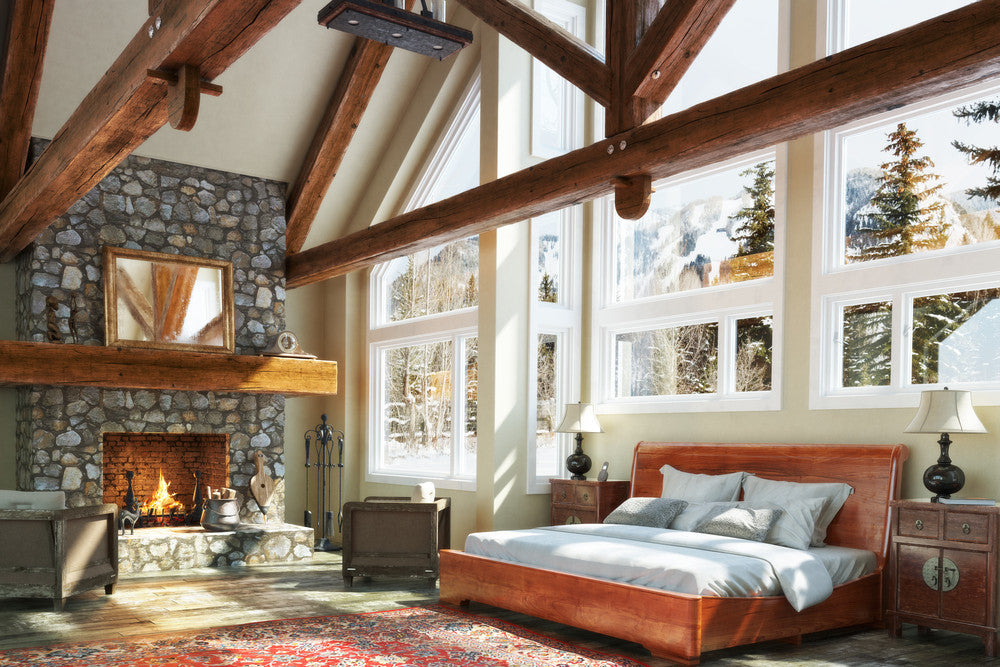Home Improvements That Increase Your Log Home S Value Mountain Home Building Products