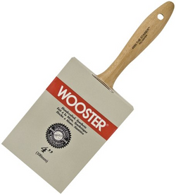 Wooster Synthetic Block Stain Brushes
