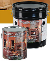 Organiclear IWF-Alkyd Interior Wood Finish