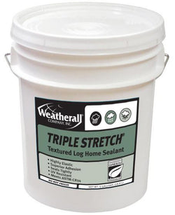 Weatherall Triple Stretch Textured Log Home Chinking