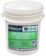 Weatherall UV Guard II Interior/Exterior Log Stain