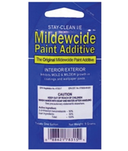StayClean I/E Mildewcide Additive - Treats 5 Gallons