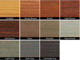 Weatherall UV Guard Interior/Exterior Log Stain